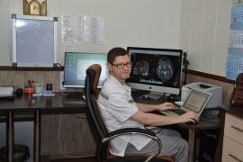 Врач-рентгенолог, к.м.н. Власов Е.А.